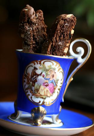 Foodie Friday – Dorie's Chocolate Cherry Biscotti