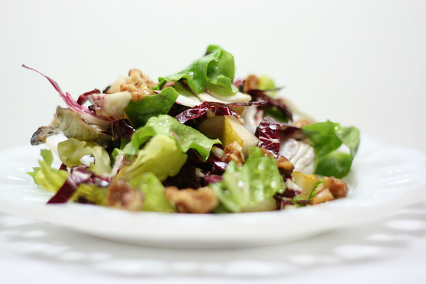 Salad of Bitter Greens