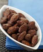 Mocha Almonds for National Nut Day!!!