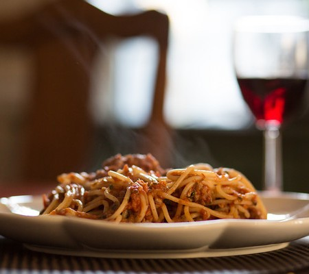 Easy Weeknight Pasta Bolognese