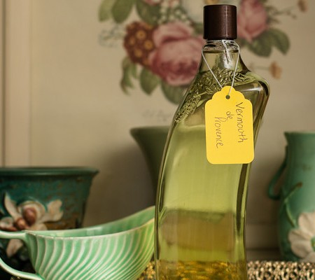 Vermouth de Provence for The Novel Bakers Lavender Week