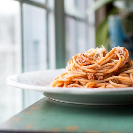Classic Italian American Meat Sauce