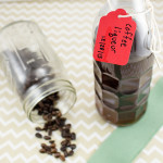 Homemade coffee liqueur - so easy and so good!