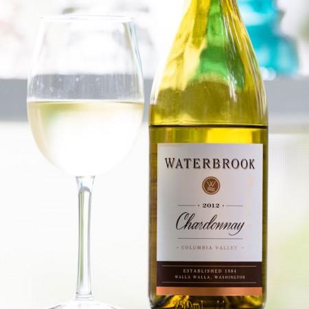 Sidewalk Shoes Wine Reviews | Waterbrook Chardonnay