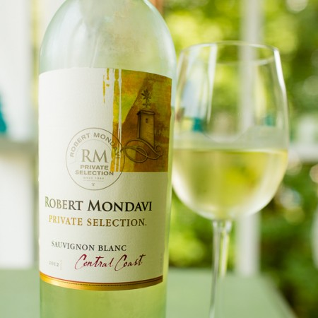 Robert Mondavi Private Selection Sauvignon Blanc | Sidewalk Shoes