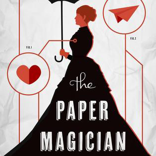 The Paper Magician by Charlie N. Holmberg for Picnic Week