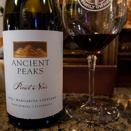Ancient Peaks Pinot Noir