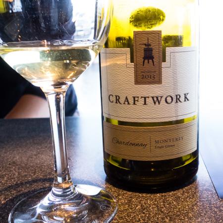 2013 Craftwork Chardonnay