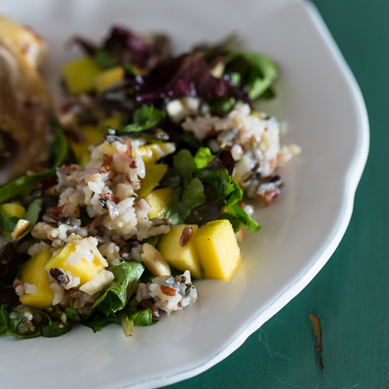 Thai Grain Salad