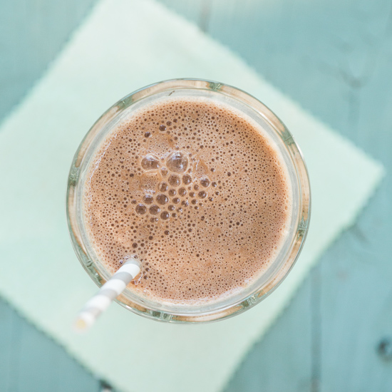 Chocolate Coconut Smoothie