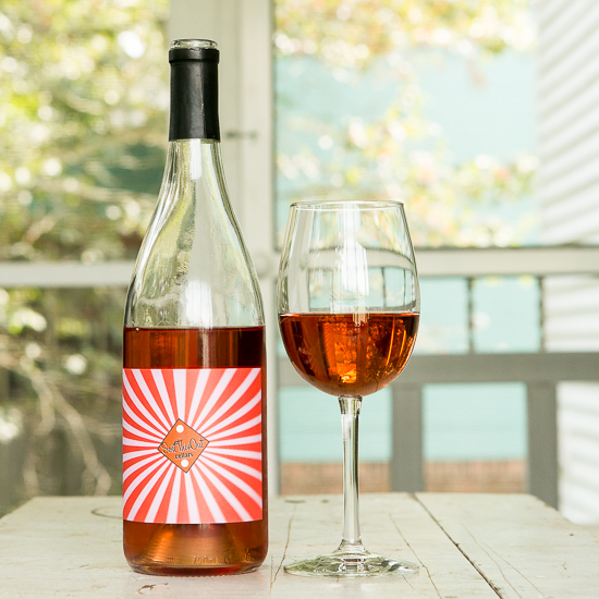 Sort This Out Cellars Mourvedre Rosé 2012