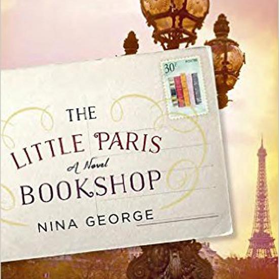 The Little Paris Bookshop by Nina George.