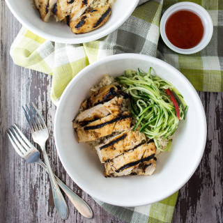 Sweet Chili and Lime Chicken