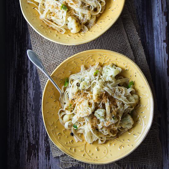 Sicilian Style Spaghetti | Recipe Redux