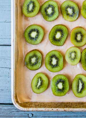 Smoothie Tips | Freezing Kiwi