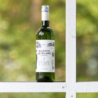 Blandine Le Blanc 2014
