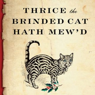 Thrice the Brinded Cat