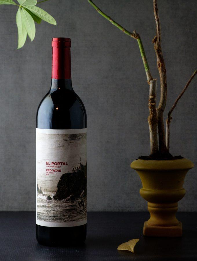 El Portal Red Wine 2015