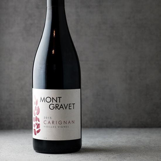 Mont Gravet 2015, Carignan