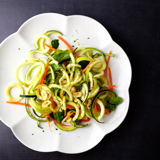 Vietnamese Zoodle Salad
