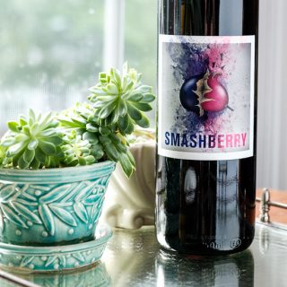 Smashberry Red Wine
