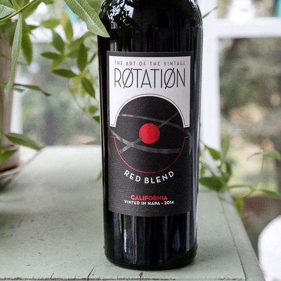 Rotation Wine Red Blend 2014