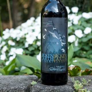Broken Earth Winery, Petit Verdot 2010