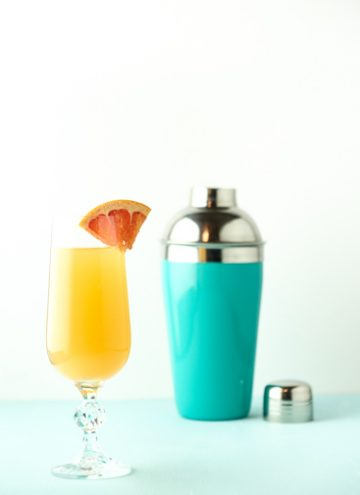 Grapefruit Mimosa