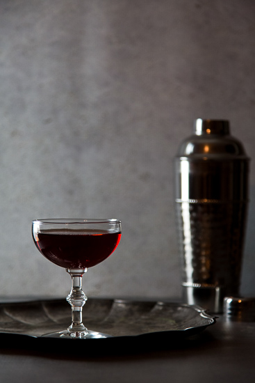 Eeyore's Requiem – A Gin Cocktail