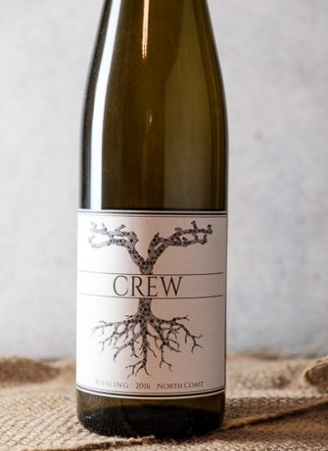 Crew Wine Crew Riesling 2016