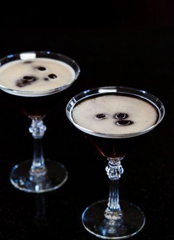 Easy Espresso Martini Recipe