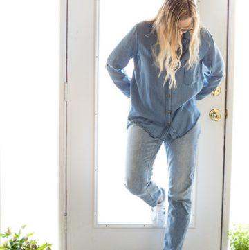 Capsule Wardrobe Jeans