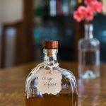 Homemade Ginger Liqueur