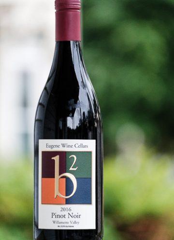 2016 Eugene Wine Cellars b2 Pinot Noir