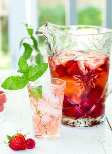 Rosé Sangria