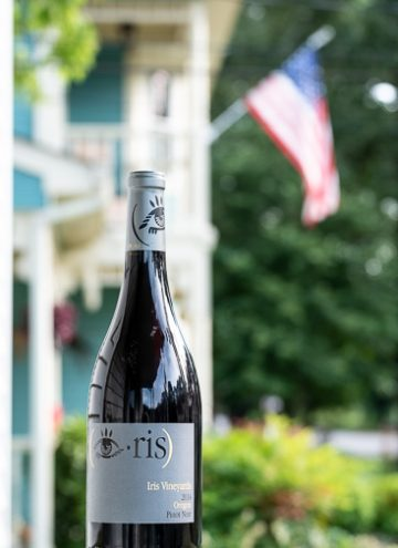 Iris Vineyards 2014 Oregon Pinot Noir