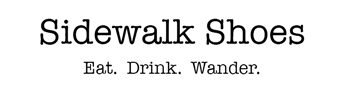 Sidewalk Shoes logo
